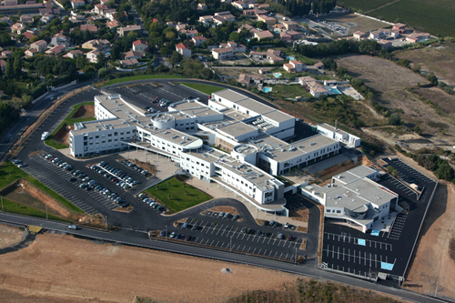 Centre de chirurgie orthopédique Saint Privat