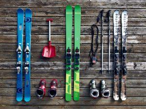Blessure ski alpin