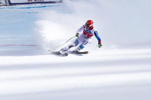 Ski alpin compétitif