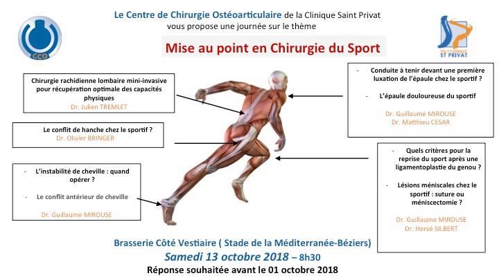 Chirurgie-Sport