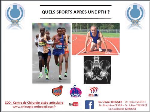 PTH et sport